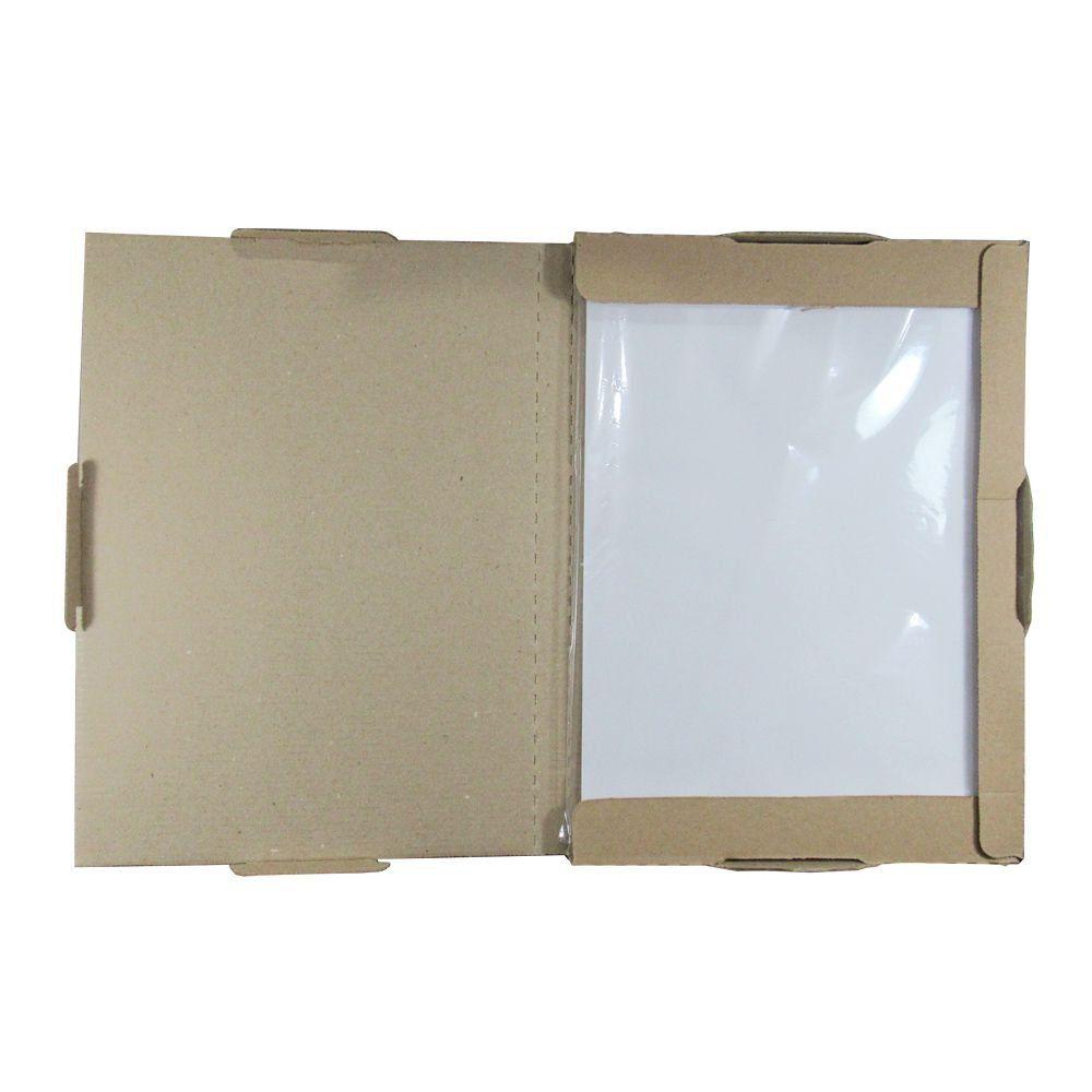 Papel Vegetal A4 210x297mm 90/95 g/m² Translúcido 100Fls