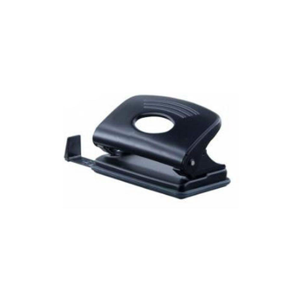 Perfurador de papel Pequeno 02 furos 10fls PF1000 BRW 01un