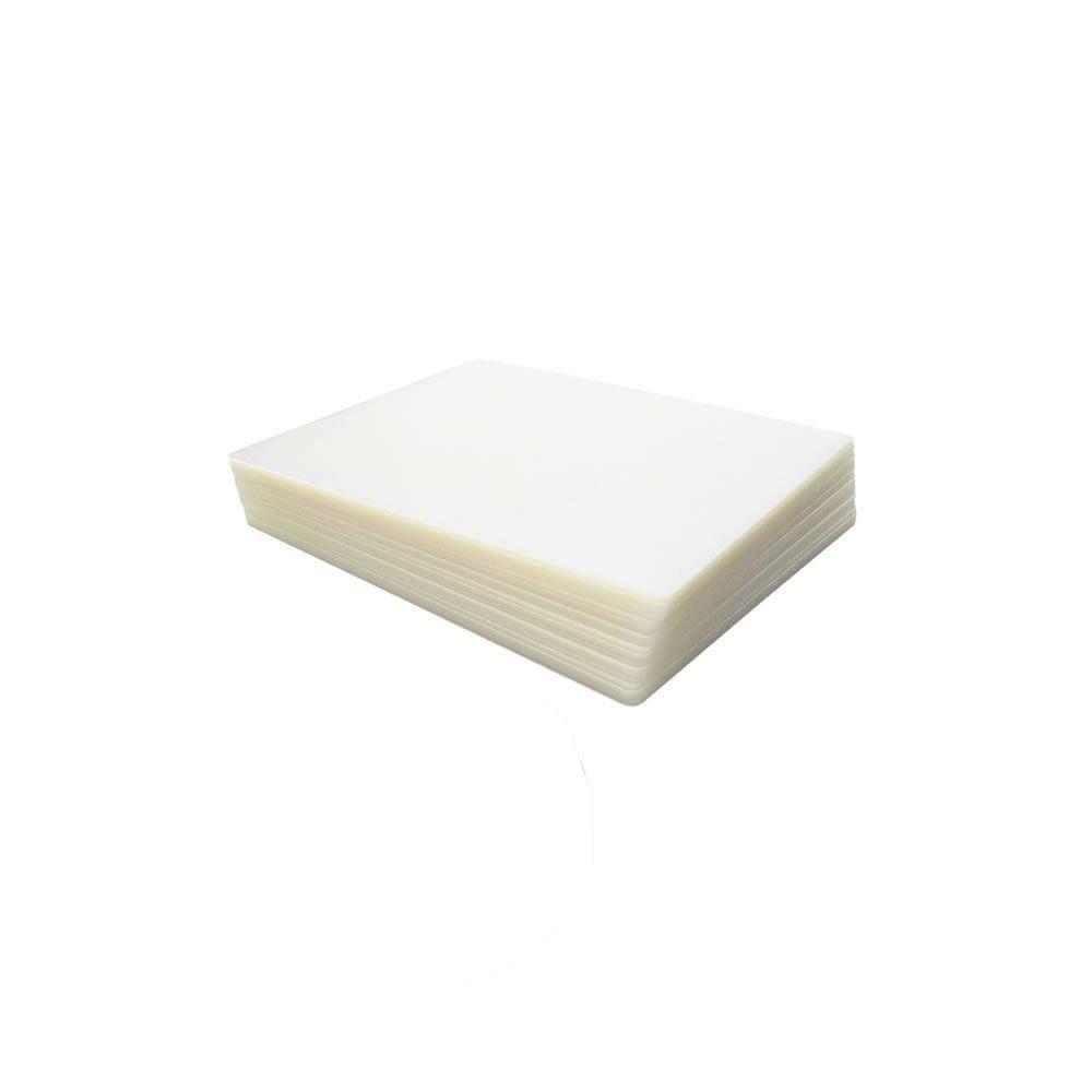 Polaseal Plástico para Plastificação 66x106x0,10mm 100un