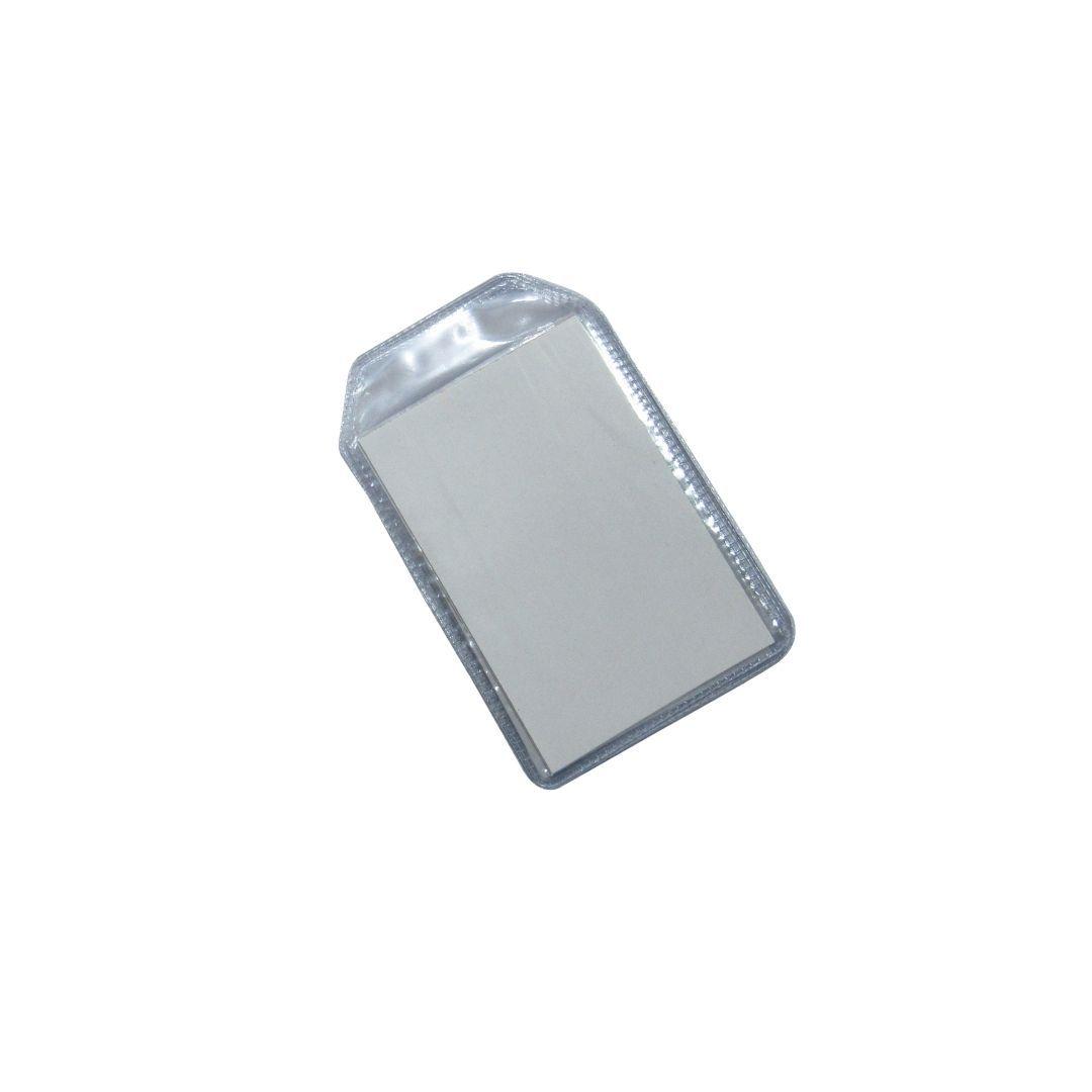 Porta Documento protetor de CNH e CPF 65x90mm Plastpark 50un