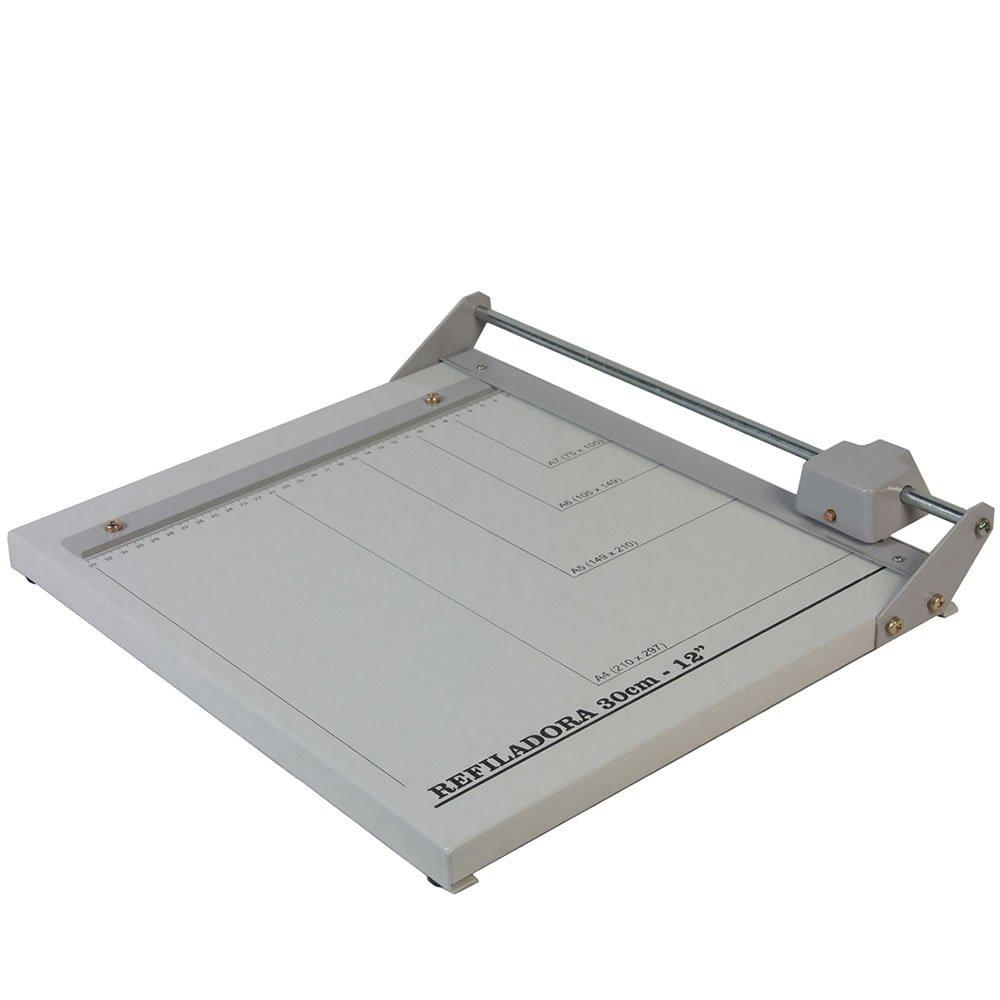 Refiladora de papel A4 30cm totalmente em aço 05 Folhas