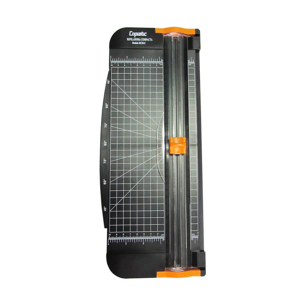 Refiladora de papel Copiatic RCM-5 310mm 06 A 08 Folhas
