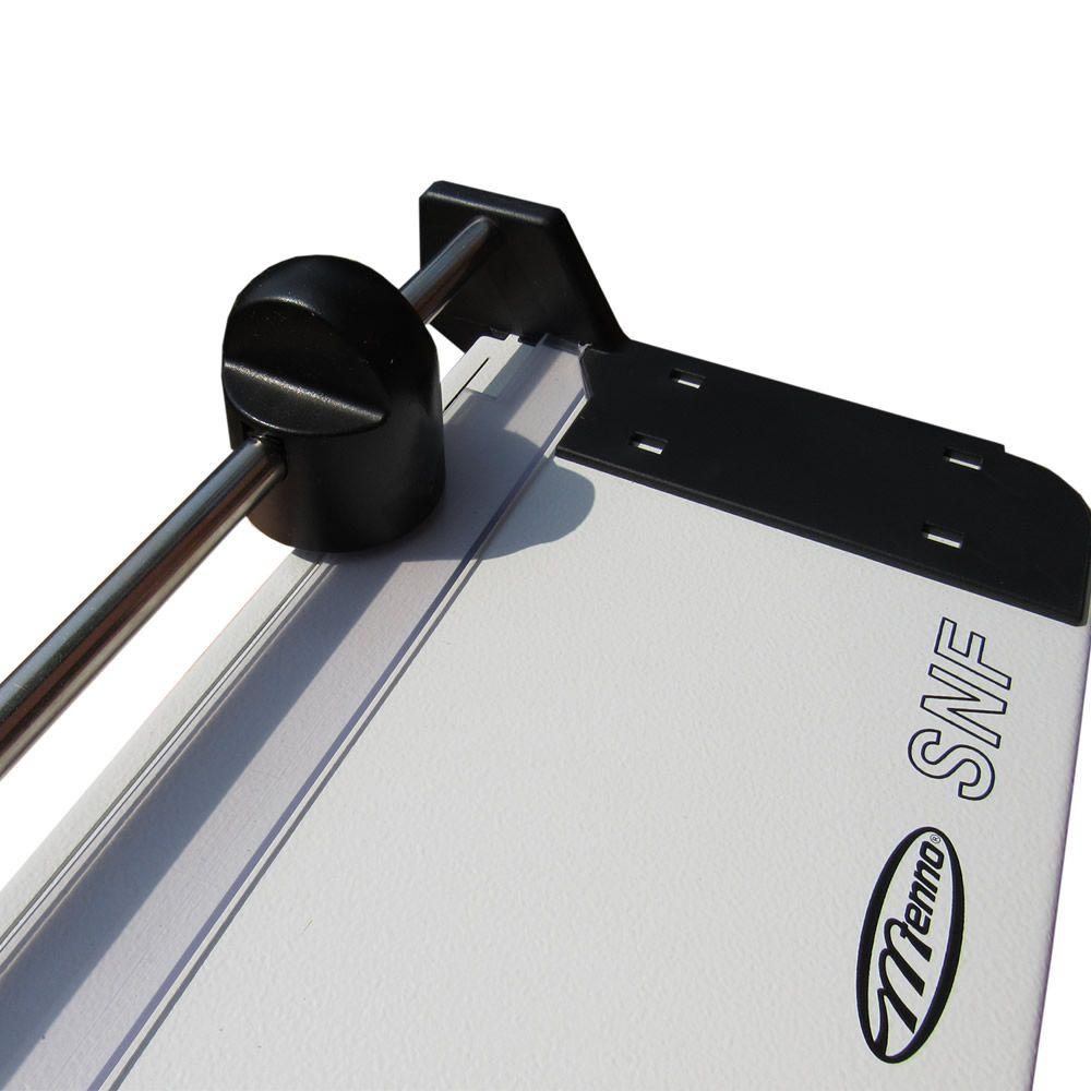 Serrilhadeira de Papel Menno SNF03 230mm para 03 Folhas