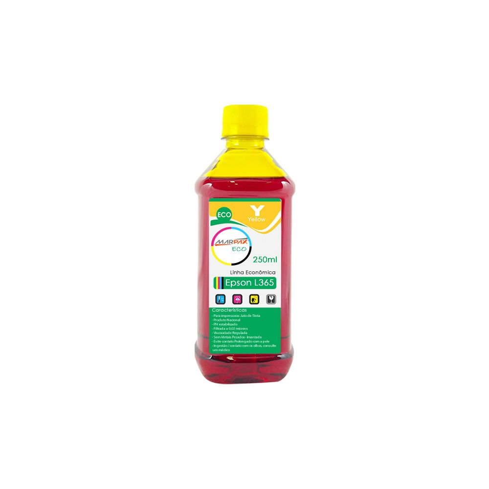 Tinta para Epson L365 Tanque Econômica Yellow Marpax 250ml