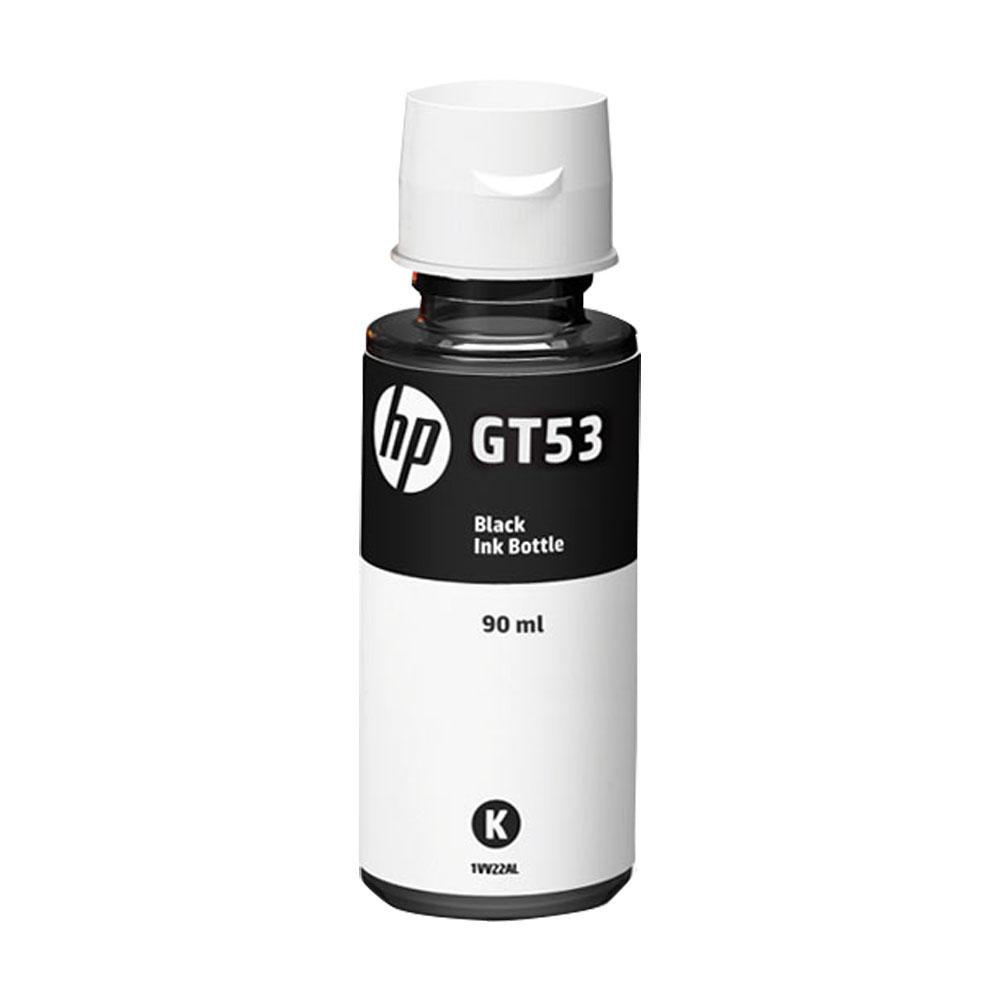 TINTA PARA IMPRESSORA HP GT53 PIGMENTADA BLACK ORIGINAL 90ML