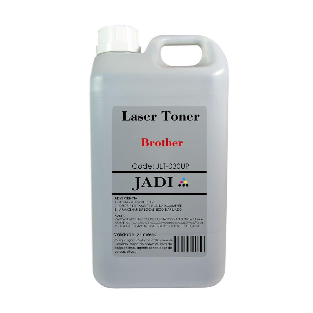 Toner Compatível Brother Universal Refil JLT 030 Jadi 01kg