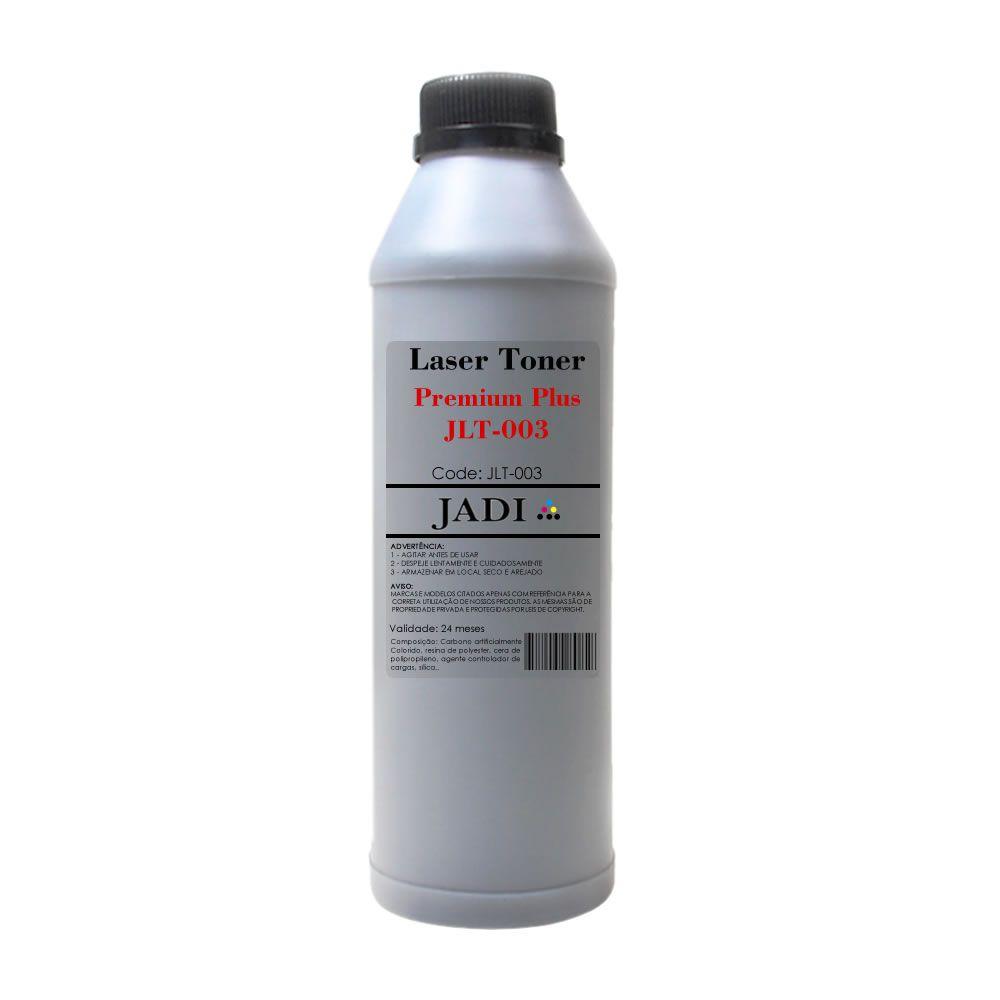 Toner Compatível HP Refil Universal JLT-003P Jadi 1Kg