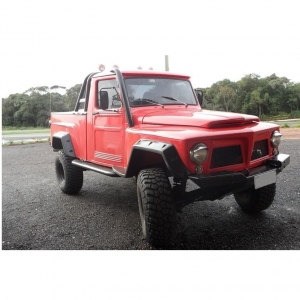 ALARGADOR DE PARALAMA PICK UP F 75 FORD WILLYS