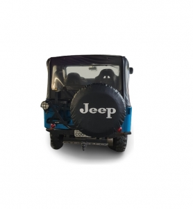 CAPA ESTEPE JEEP  FORD WILLYS 750 x 16