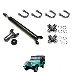 KIT CARDAM TRASEIRO COMPLETO JEEP FORD WILLYS WILLYS CJ5 1955 / 1983