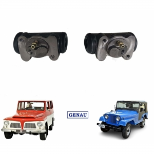KIT CILINDRO TRASEIRO FORD WILLYS JEEP CJ5 E RURAL  60/83