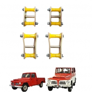 KIT JUMELO ALTO  PICKUP F 75 / RURAL FORD WILLYS