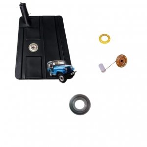 KIT TANQUE DE PLÁSTICO COMPLETO JEEP FORD WILLYS 1966 / 1983