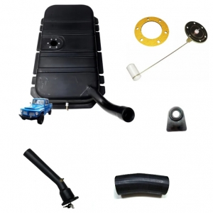 KIT TANQUE DE PLÁSTICO COMPLETO PICK UP F 75 FORD WILLYS