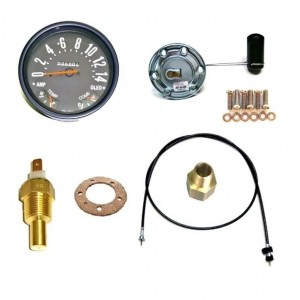 KIT VELOCIMETRO JEEP FORD WILLYS 55/65