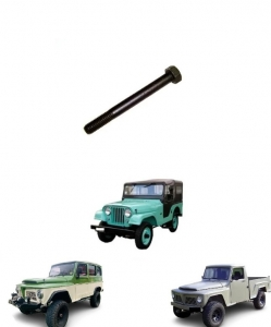 PARAFUSO DE CABEÇOTE 06 CIL. JEEP / RURAL / F 75 FORD WILLYS