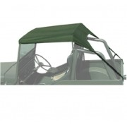 TOLDO VERDE JEEP CJ3