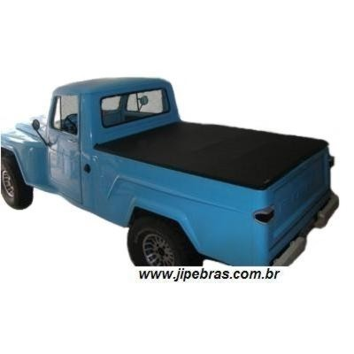 CAPOTA MARÍTIMA PICK-UP F 75 FORD WILLYS