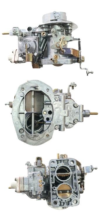 CARBURADOR 4 CIL DUPLO MAVERICK /JEEP /F75 /F100 /RURAL H-34