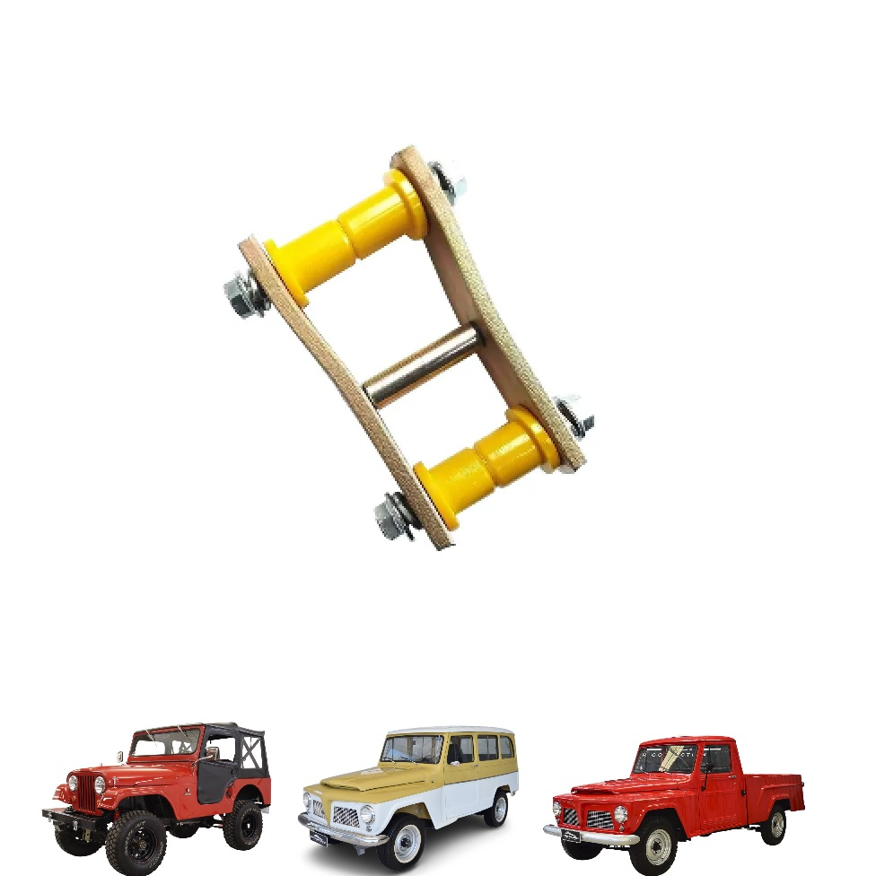 JUMELO DA MOLA JEEP / RURAL / F 75 FORD WILLYS
