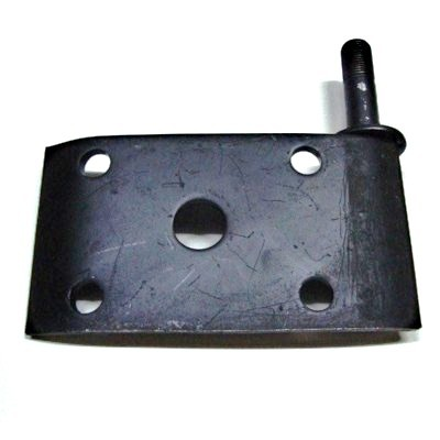 CHAPA DO GRAMPO DE MOLA TRASEIRA DIREITA JEEP WILLYS 1948 / 1954