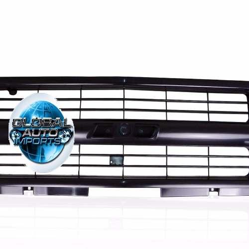 Grade Dianteira Chevrolet Silverado 1993 1994 1995 1996 1997 Preta