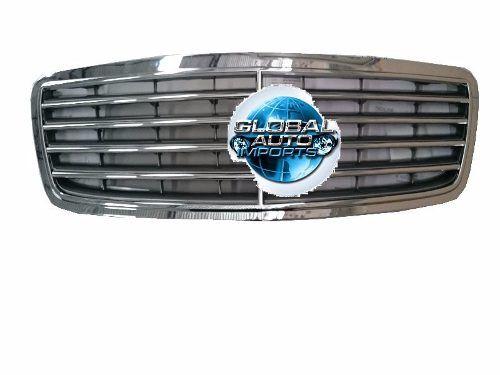 Grade Dianteira Mercedes C180 C200 C220 2000 2001