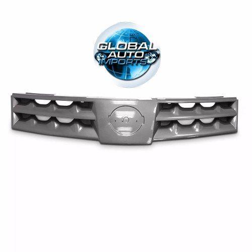 Grade Dianteira Nissan Livina 2009 2010 2011 2012 2013 Cinza