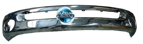Parachoque Dianteiro Dodge Ram 2500 2004 2005 2006 2007 2008 2009 2010 Cromado