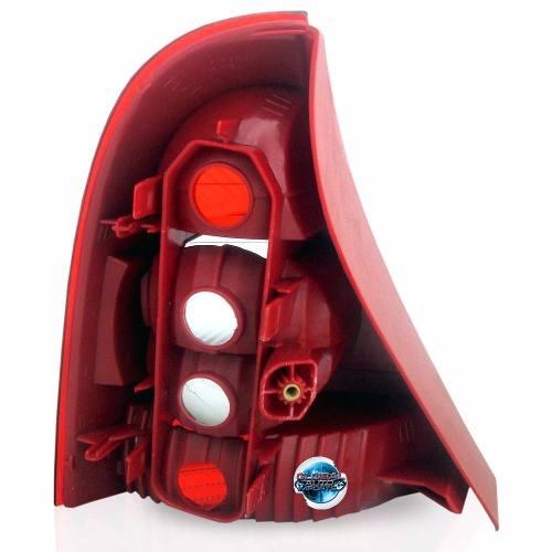 Lanterna Traseira Renault Clio Hatch 2003 2004 2005 2006 2007 2008 2009 2010 2011 2012