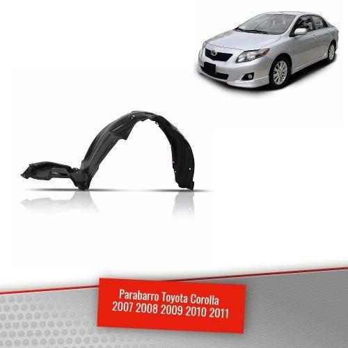 Parabarro Dianteiro Toyota Corolla 2008 2009 2010 2011 2012 2013