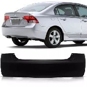Parachoque Traseiro Honda New Civic 2007 2008 2009 2010 2011