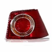 Lanterna Traseira Volkswagen Golf 2007 2008 2009 2010 2011 2012 Canto Vermelha
