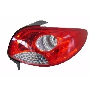 Lanterna Traseira Peugeot 207 Sedan 2011 2012 2013 2014