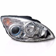Farol Hyundai I30 2008 2009 2010 2011 2012 Mascara Cromada