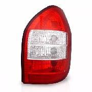 Lanterna Traseira Chevrolet Zafira 1999 2000 2001 2002 2003 2004 2005 2006 2007 2008 2009 2010 2011 Bicolor