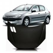 Capô Peugeot 206 1999 2000 2001 2002 2003 2004 2005 2006 2007 2008