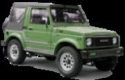 Capô Suzuki Samurai 1990 1991 1992 1993 1994 1995