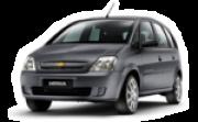 Carcaça Farol Chevrolet Meriva 2003 2004 2005 2006 2007 2008 2009 2010 2011 2012