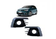 Grade Do Parachoque Lateral Volkswagen Gol G7 2016 2017 2018 Com Furo