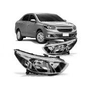 Farol Chevrolet Cobalt 2016 2017 2018 2019