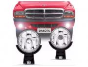 Farol De Milha Dodge Dakota 1997 1998 1999 2000