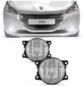 Farol De Milha Peugeot 208 2012 2013 2014 2015 2016