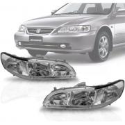Farol Honda Accord 1998 1999 2000 2001 2002 Depo / Tyc