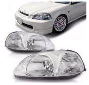 Farol Honda Civic 1996 1997 1998