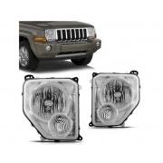 Farol Jeep Cherokee Sport 2008 2009 2010 2011 2012