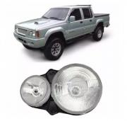 Farol Mitsubishi L200 Gls Gl Glx 1999 2000 2001 2002 2003 2004 2005 2006 2007 2008 2009 Duplo