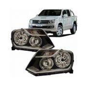 Farol Volkswagen  Amarok 2010 2011 2012 2013 2014 Importado