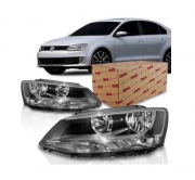 Farol Volkswagen  Jetta 2011 2012 2013 2014 2015 Tyc / Depo