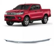 Friso Cromado Da Grade Toyota Hilux Srv 2017 2018